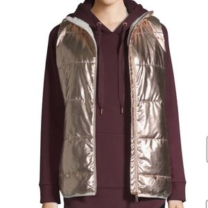 Xersion Packable Zip Up Sleeveless Jacket